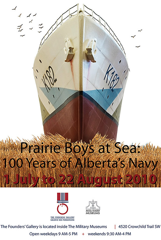 Prairie Boys At Sea